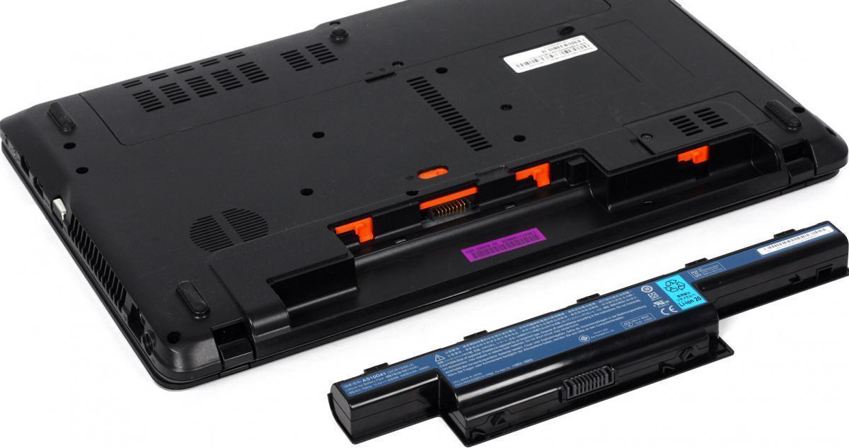 Почему не заряжается батарейка на ноутбуке